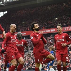 Liverpool FC vs Burnley FC