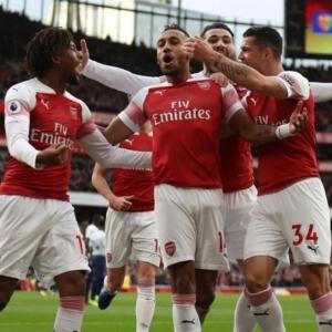 Arsenal FC vs Crystal Palace FC