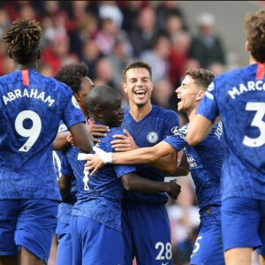 Chelsea FC vs Manchester City