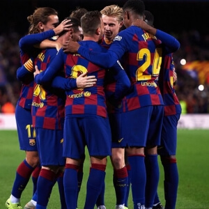 FC Barcelona vs Levante