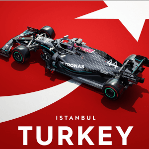 Formula 1 Istanbul Grand Prix - 8-9-10 October 2021 Tickets