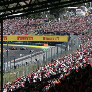 Formula 1 Hungary Grand Prix - 1 August 2021