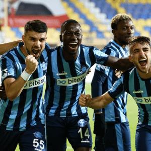 Adana Demirspor vs Besiktas Friendly Match