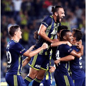 Fenerbahçe vs Dynamo Kiev Friendly Match