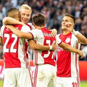 AFC Ajax vs Groningen