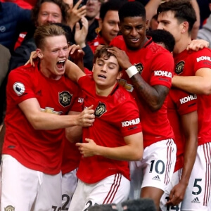 Manchester United vs Aston Villa FC