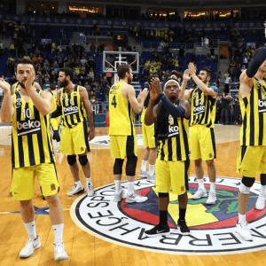 Fenerbahce Beko vs Anadolu Efes